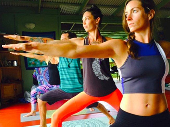 15 Tage Verjüngender Yoga Retreat in Hawaii, USA