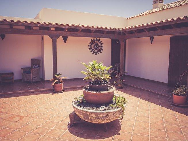 8 días de detox para balance, transformación y retiro de yoga en Fuerteventura, España