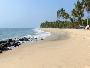 7 Days Ayurveda and Yoga Beach Retreat in Kerala