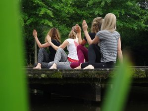 4 Days Yoga and Meditation Retreat in a Monastery in the Netherlands