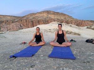 4 Day Inspiring Weekend Yoga Holiday in Cappadocia, Turkey