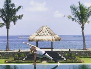 23 Days Luxurious 200hr Yoga Teacher Training in Amed Bali, Indonesia