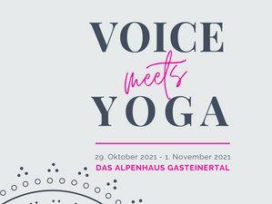 4 Tage Voice meets Yoga Urlaub mit Beatrix Obrecht und Irene Kapl in Bad Hofgastein, Land Salzburg