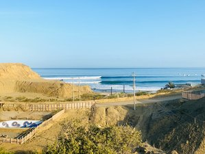 7 Day Women's Beginner Surf & Yoga Retreat in Peru