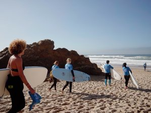 30 Day Surf and Cowork in Cascais
