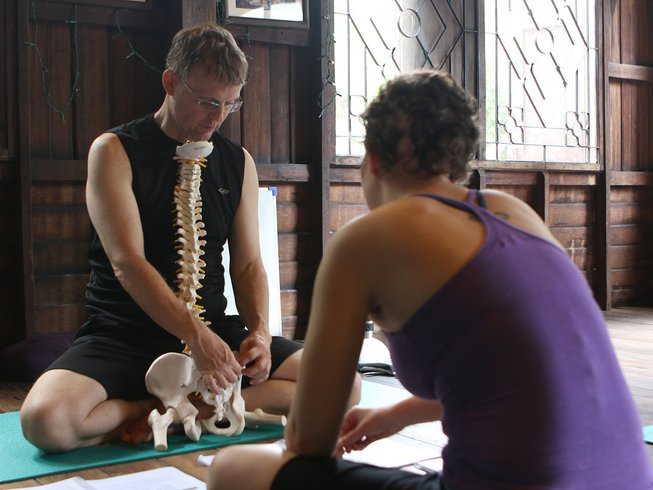 33 Days 200-Hour Yoga Teacher Training Thailand