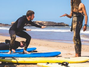 5 Days Beginner Surf Experience in Essaouira, Morocco
