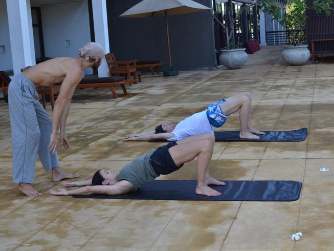 5 Days Ayurvedic Meditation and Yoga in Sri Lanka