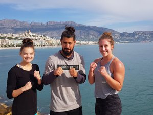 7 Day All-Level Traditional Muay Thai Camp in Sunny Alicante