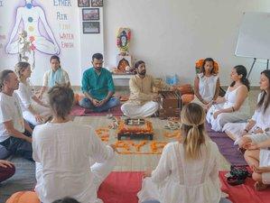 200 Hour Traditional Kundalini Activation Yoga Teacher Training in Rishikesh, India