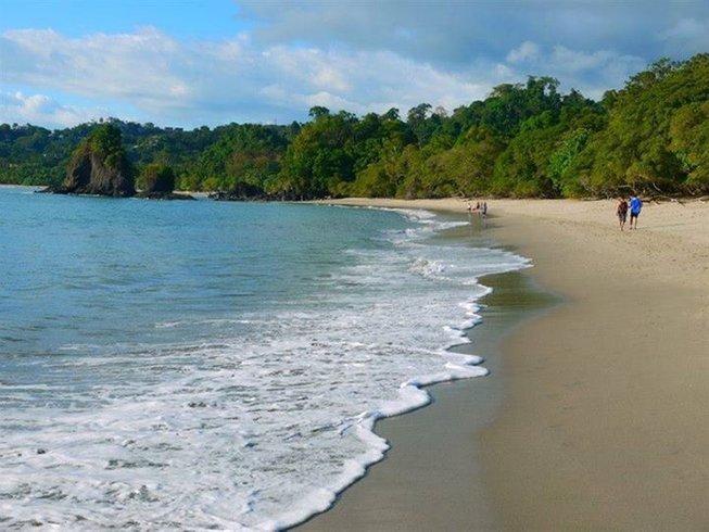 8-Daagse Vulkaan en Strand Yoga Retraite in Arenal La Fortuna, Costa Rica