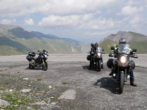12 Days European Alps Tour: Guided Motorcycle Tour in the Alps, Tyrol, and Dolomites