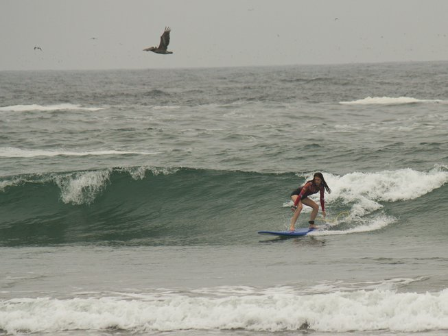 7 Days of Sun and Surf in Santa Cruz, Punta Hermosa, Peru