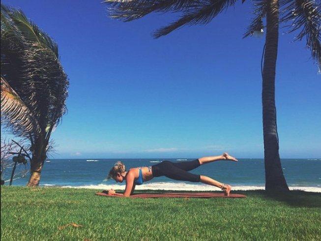 8 jours en stage de yoga et fitness à Cabarete, République Dominicaine