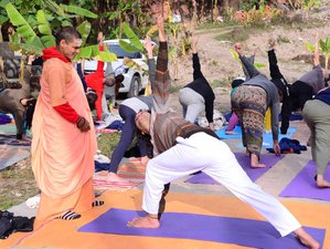 21 Day 300-Hours Yoga Teacher Training  Course in Rishikesh
