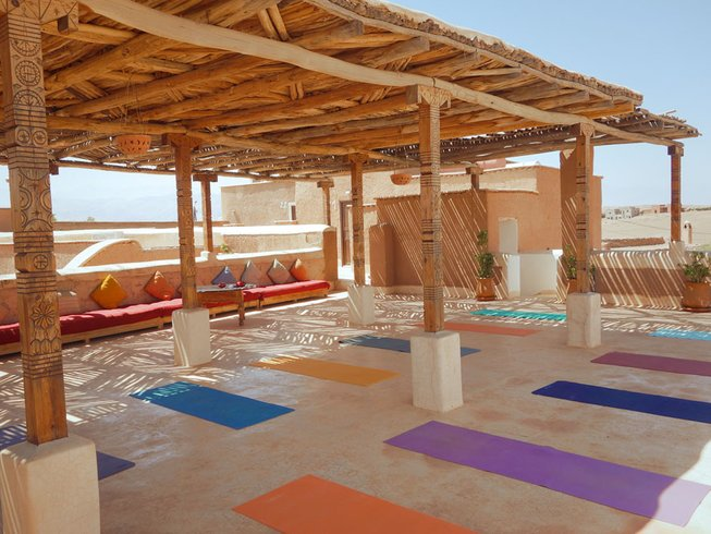 8 Days Advanced Yoga and Meditation Retreat in Morocco