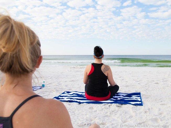 4 Days Ladies Yoga & Wine Retreat in Florida