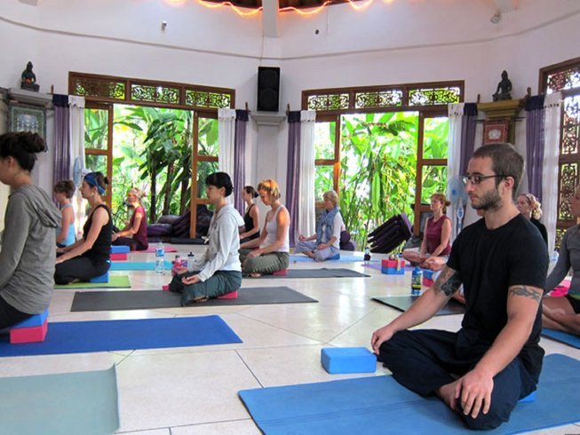 16 Days 200-Hour Yoga Teacher Training in Bali