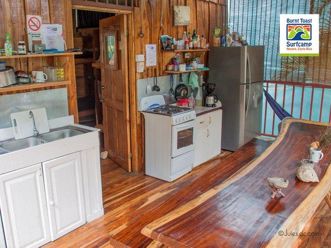 7 Days Surf Camp in Nosara, Nicoya, Costa Rica