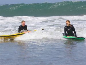 5 Day Relaxing all include Gourmet, Yoga, and Surf Camp in El Ñuro, Piura Region