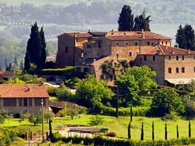 7 Days Ultimate Wine Holidays in Tuscany, Italy