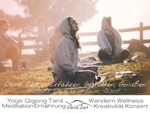 6 Tage Retreat mit Yoga, Qi Gong, Meditation, Wellness, Live Konzert und Mehr in den Bergen, Tirol