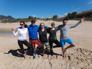 6 Days Energizing Tarifa Beach Yoga Retreat in Spain