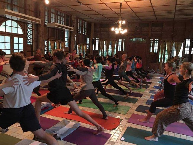 5 Days All Inclusive Meditation and Yoga Retreat in Chiang Mai, Thailand