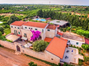 7 Day Tour and Ayurveda Yoga Holiday in Puglia, Province of Bari