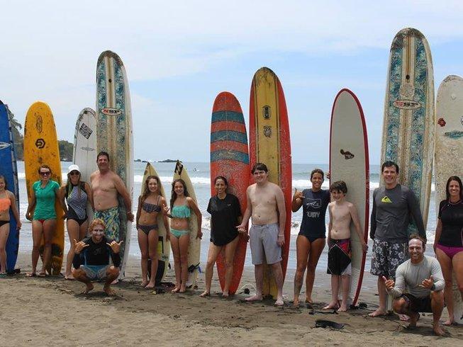 8 Days All-Inclusive Yoga & Surf Retreat in Costa Rica