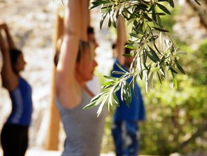 8 Day Intuitive Cooking with Eugenia and Maria Yoga Retreat in Crete