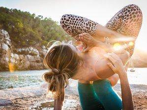 7 Tage Sommer Abenteuer Yoga Retreat auf Ibiza