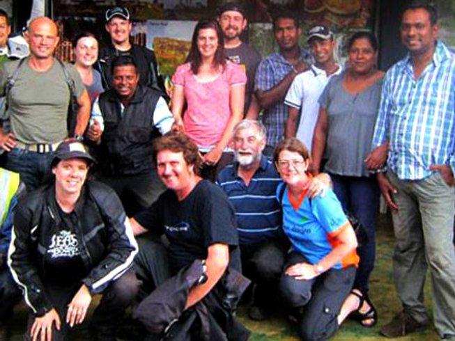 6 Days Trail-Riding Motorbike Tour Sri Lanka