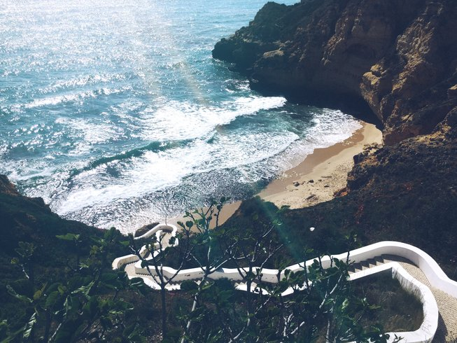 7 Days Boutique Surf and Yoga Retreat in Portugal