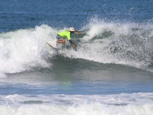 8 Days Basic Surfing Instruction and Surf Camp in Playa Venao, Panama