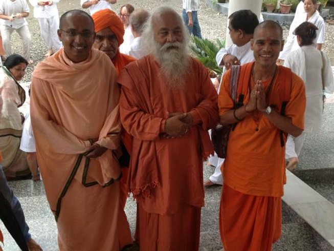 23 jours-200 heures de formation de professeur de yoga à Rishikesh, Inde
