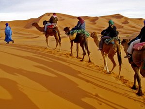 4 Days Cultural and Desert Safari in Morocco