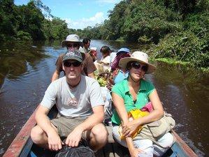 3 Day Amazing Amazon Wildlife Safari in Iquitos, Loreto
