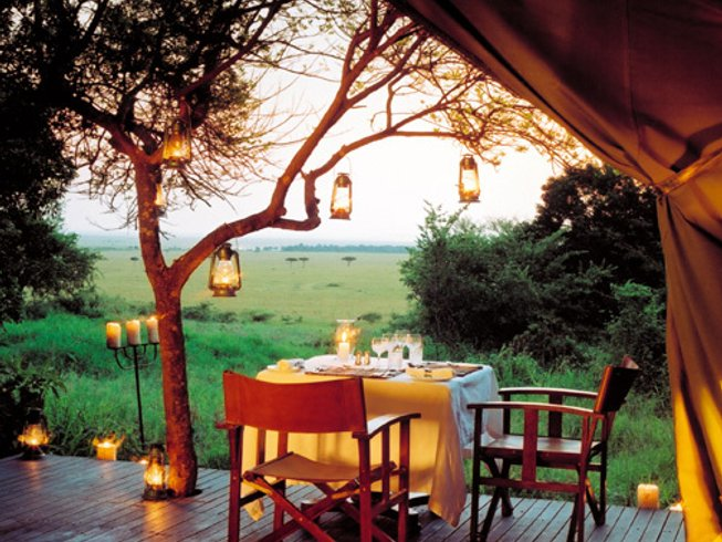 8 Days Kenya Honeymoon Package and Safari
