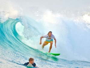 8 Days Surf Trip in Huraa Island, Maldives