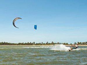 8 Days Semi Private Kitesurf Camp in Icaraizinho, Ceará, Brazil