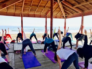4 Days a Long Weekend to Destress, Recharge, and Reset Yoga Holiday in Ibiza, Spain