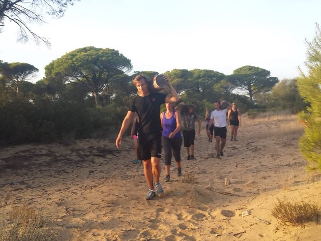 8 Days Yoga and Boxing Training Camp in Cadiz, Spain