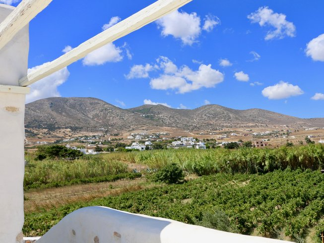 4 Days Greek Yoga Retreat in Paros Island, Greece