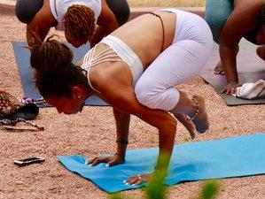 7 días retiro de yoga Chakra en Portland, Jamaica