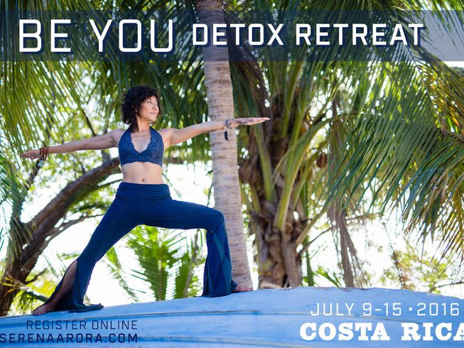 7 Days Costa Rica Yoga Retreat