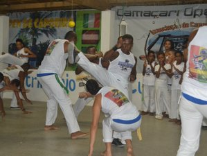 15 Days Capoeira Training Camp in Bahia, Brazil