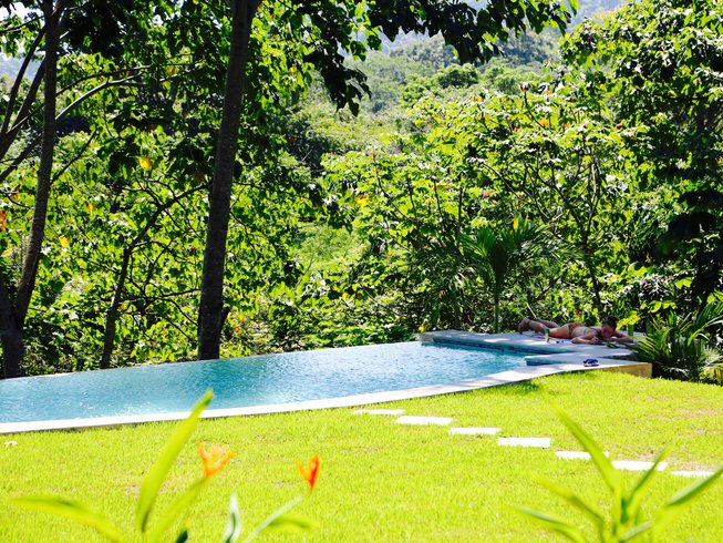 7 Days Spanish and Yoga Retreat in Costa Rica