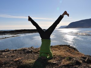 6 Days Autumn Yoga and Hike Retreat in Iceland