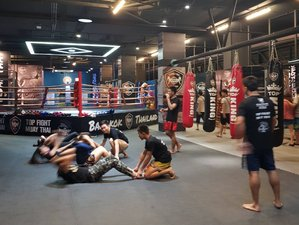 30 Days Muay Thai Training in Downtown Bangkok, Thailand